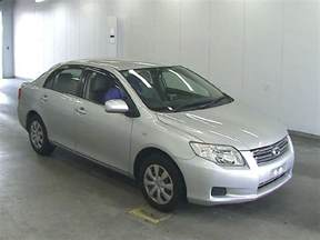 Used Toyota Vehicles Toyota Corolla Axio Used Car