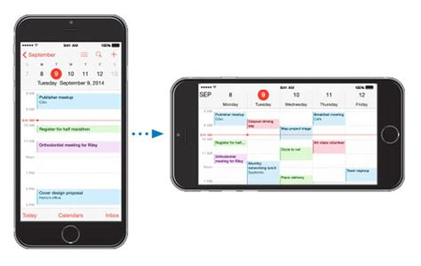 Landscape Layout Iphone 6 Plus | what apps have special layouts in landscape on the iphone