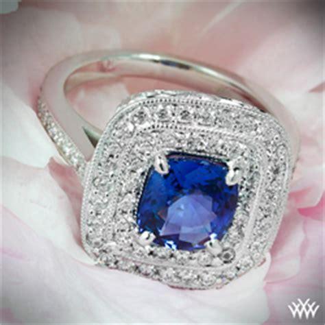 September birthstone: Blue Sapphire. September Birthstone