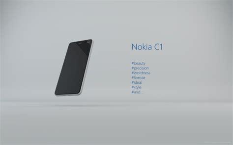 Hp Nokia C1 Android bocoran terbaru foto dan spesifikasi smartphone android nokia c1
