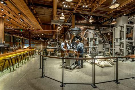Starbucks Reserve Roastery and Tasting Room Creates Sensory Coffee Experience   PSFK