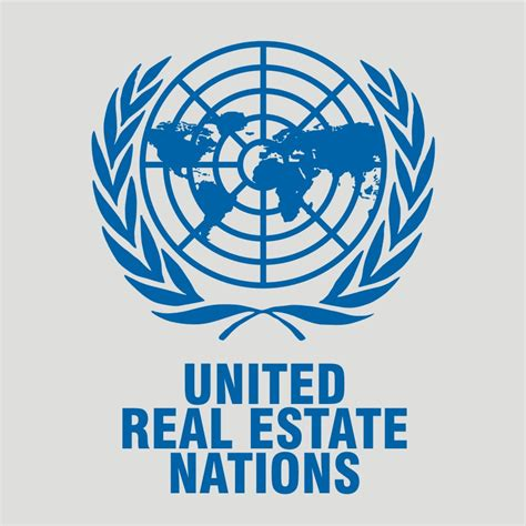 United Nations Nation by Logo Plesetan United Real Estate Nations Bicara Logo