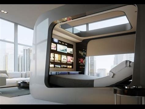 bed tech high tech bedroom home design