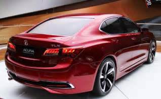 2017 acura tlx review redesign release date price