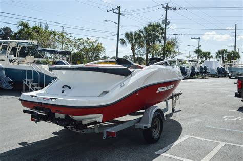 boat trailer parts west palm beach used 2007 sea doo speedster 200 boat for sale in west palm