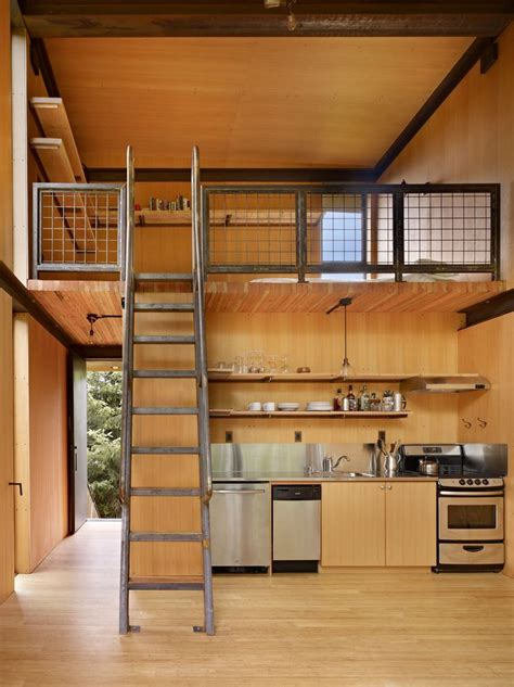 Sol Duc Cabin by Sol Duc Cabin Olson Kundig Architects 12