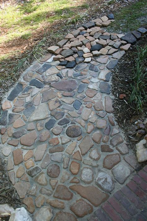 rock pathways river rock pathway search it s outside