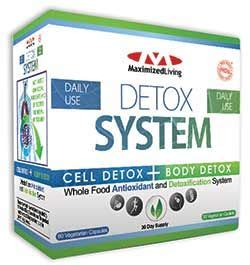 Neuro Cleanse Detox Maximized Living maximized living detox daily detox system this is an