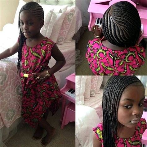 black braids for pregnancy 19 best natural hairstyles for kids press and curl