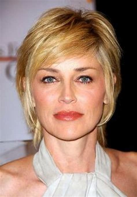 haircut for fine thin hair over 50 short hairstyles for women over 50 with straight hair