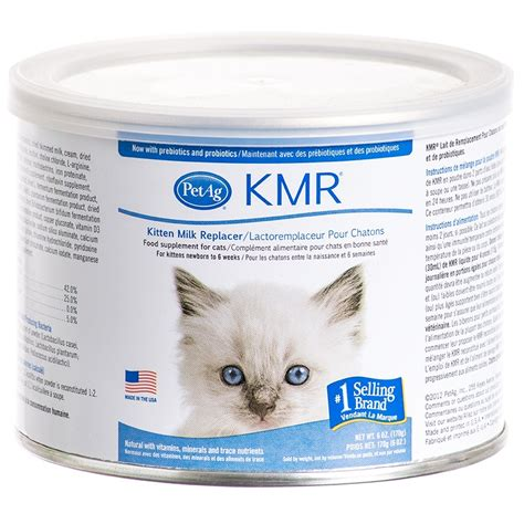 Kucing Kmr petag pet ag kmr kitten milk replacer powder kitten food