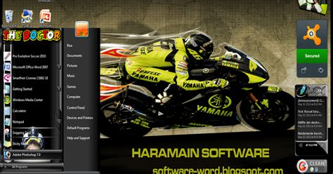 themes blackberry valentino rossi theme valentino rossi the doctor for windows 7 leli91games