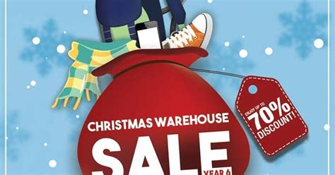 manila shopper the 6th christmas warehouse sale at sm