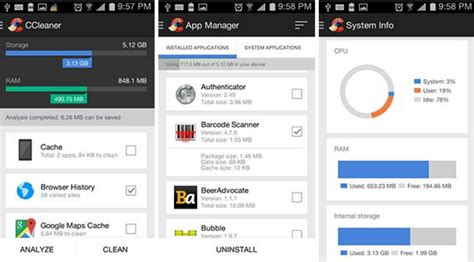 best optimizer app for android best android cleaner and optimizer apps 2018 booster
