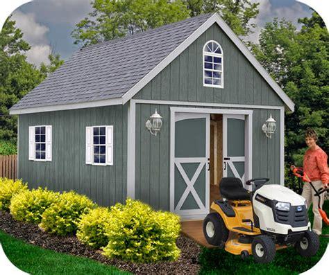 barns belmont  wood storage shed kit