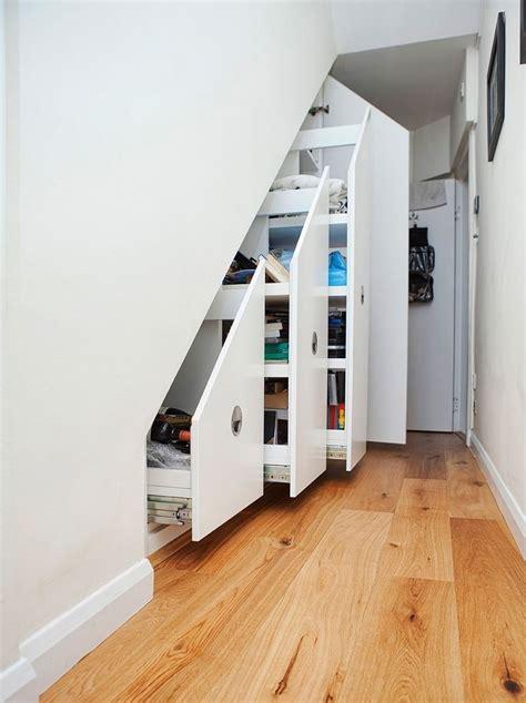 tiroir coulissant sous escalier obasinc
