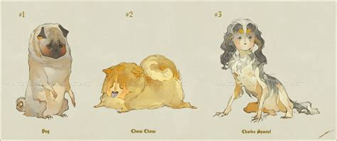 chow chow pug kid adoptables pug chow chow closed by whitefoxcub on deviantart