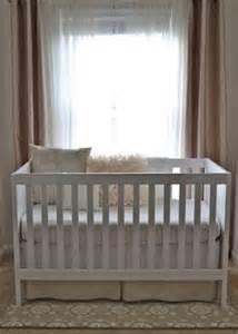 Simple Baby Crib Simple Baby Nursery On Babies Nursery Nurseries And Nursery Ideas