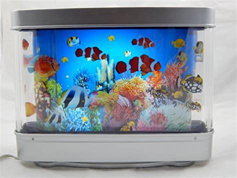 12 inch aquarium l in motion revolving aquatic