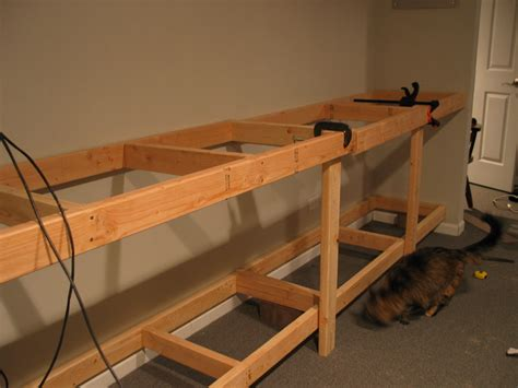 wall bench plans woodworking diy workbench on wall plans pdf download free