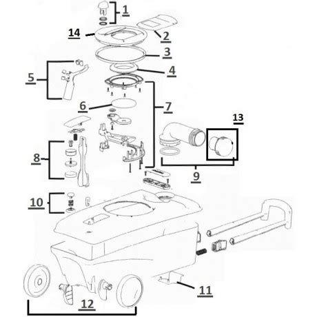 Boite Rangement Sous Lit 3050 accessoire cing car pi 232 ces d 233 tach 233 es wc thetford pour