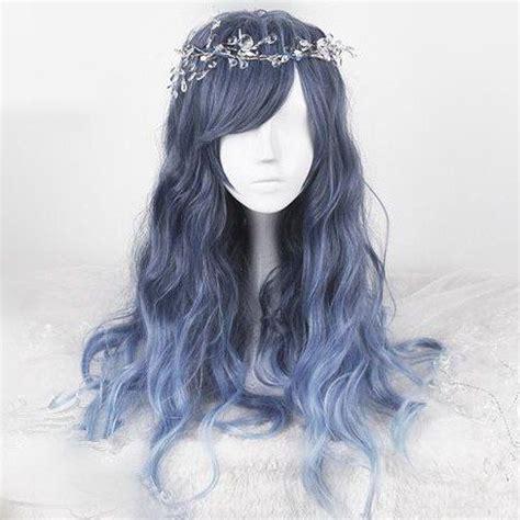 Wig Gradient pastel gradient wig sp168151 costume
