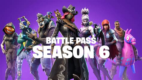 fortnite season 6 see fortnite season 6 s new skins sprays emotes and