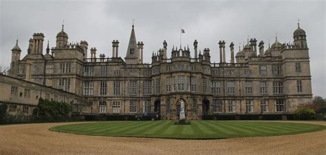 burghley house an architectural pilgrimage burghley house
