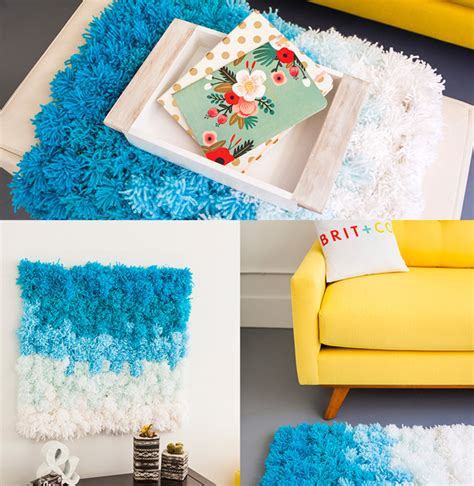 how to make home decorations 3 in 1 diy pom pom ideas rug wall hanging and table cover home design and interior