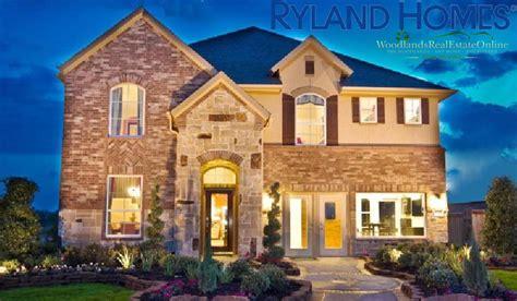 ryland homes the woodlands real estate