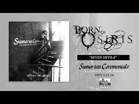 Born Of Osiris Cribs by Born Of Osiris Chicago Illinois Bandmine