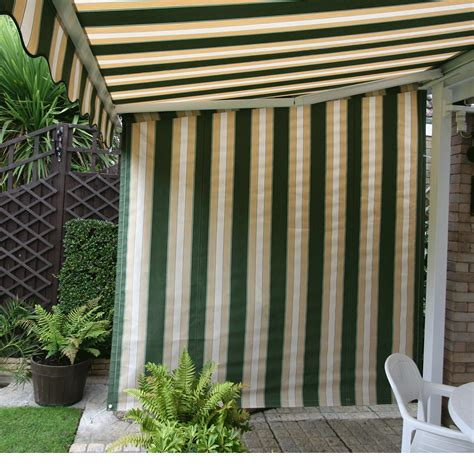 side curtains awning side curtain