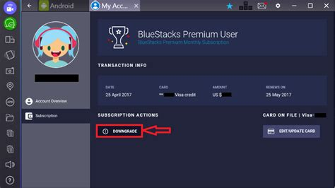 bluestacks downgrade how can i manage my bluestacks subscription bluestacks