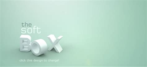 Home Design Software The Soft Box Change The Text