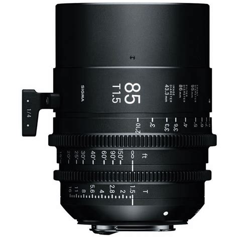 Sigma 24mm T1 5 Ff High Speed Prime Ef Mount sigma 85mm t1 5 ff high speed prime pl mount 321968 b h photo