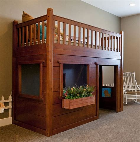 Wood Loft Beds by Classic Wood Loft Bed A Place Of Our Own