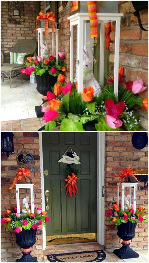 25 creative diy spring porch decorating ideas it s all 25 creative diy spring porch decorating ideas it s all