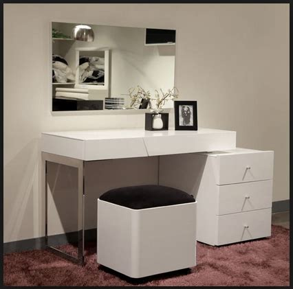 Contemporary Bedroom Vanity by Modern Vanity Table Suche Pinteres