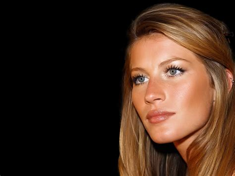 Is Gisele Bundchen by Screen Model Occasional