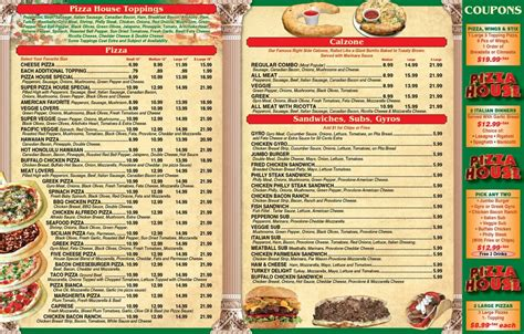 Pizza House Okc by Pizza House Order Food 15 Reviews Pizza