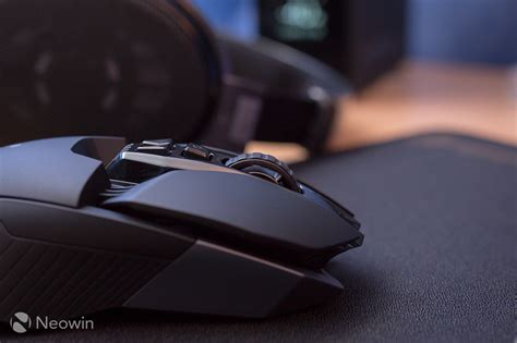 Mouse Gaming 2048 logitech g900 chaos spectrum review