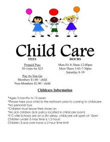 free child care flyer templates daycare write my thesis articlessearchqu x fc2
