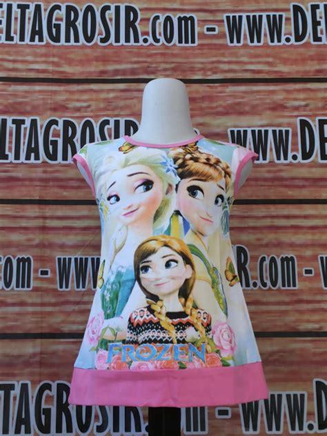 Pakaian Cewek Terbaru Lesa Top Pink Murah grosir dress anak murah surabaya peluang usaha grosir
