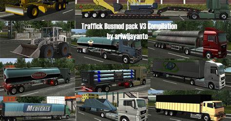 Uk Truck Simulator Ukts Mod Indo 10 mod traffic ukts versi indonesia traffic mod ets2 mod