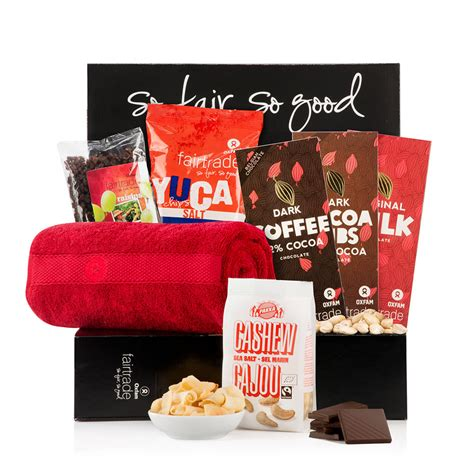 Oxfam Gifts For - oxfam fair trade relaxation basket geschenk gift be