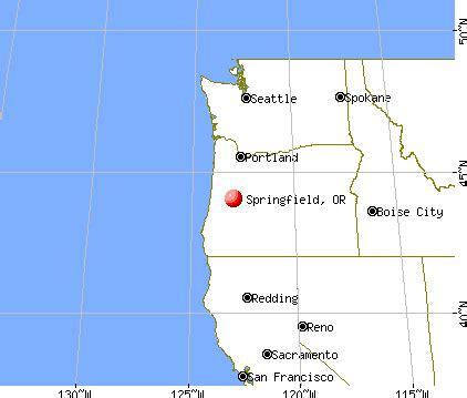 springfield oregon or 97477 97478 profile population