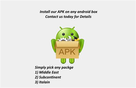 service apk apk service 1 year included box is not included with this service xtreme box hd