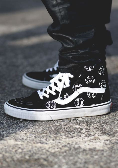 New Sepatu Slop Vans Checker Board Gum Sole vans 215 supreme sk8 hi shoes desing sneakers tags and sneakers fashion