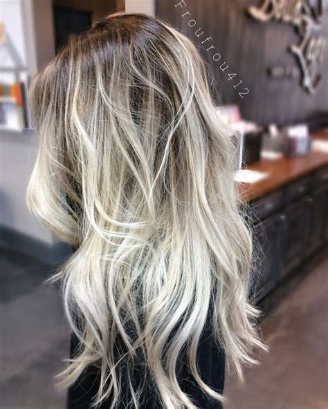 color melt with darkerr root 25 best root color ideas on pinterest shadow root hair