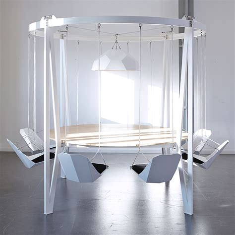 swing table the king arthur round swing table duffy london